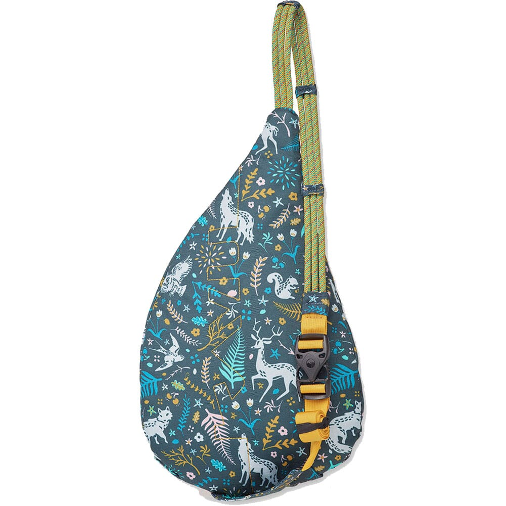 9191-1291 Kavu Mini Rope Sling Pack - Fairy Trail