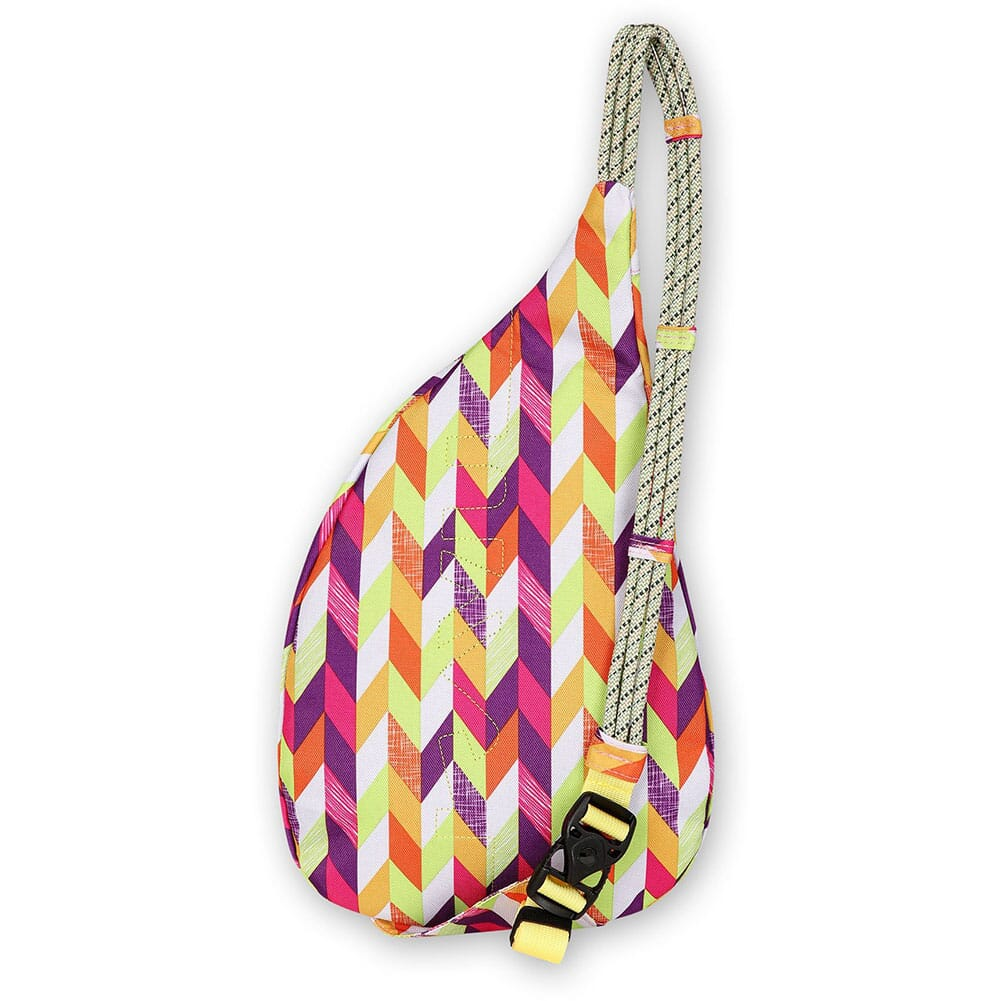 9191-1379 Kavu Mini Rope Sling Pack - Chevron Punch