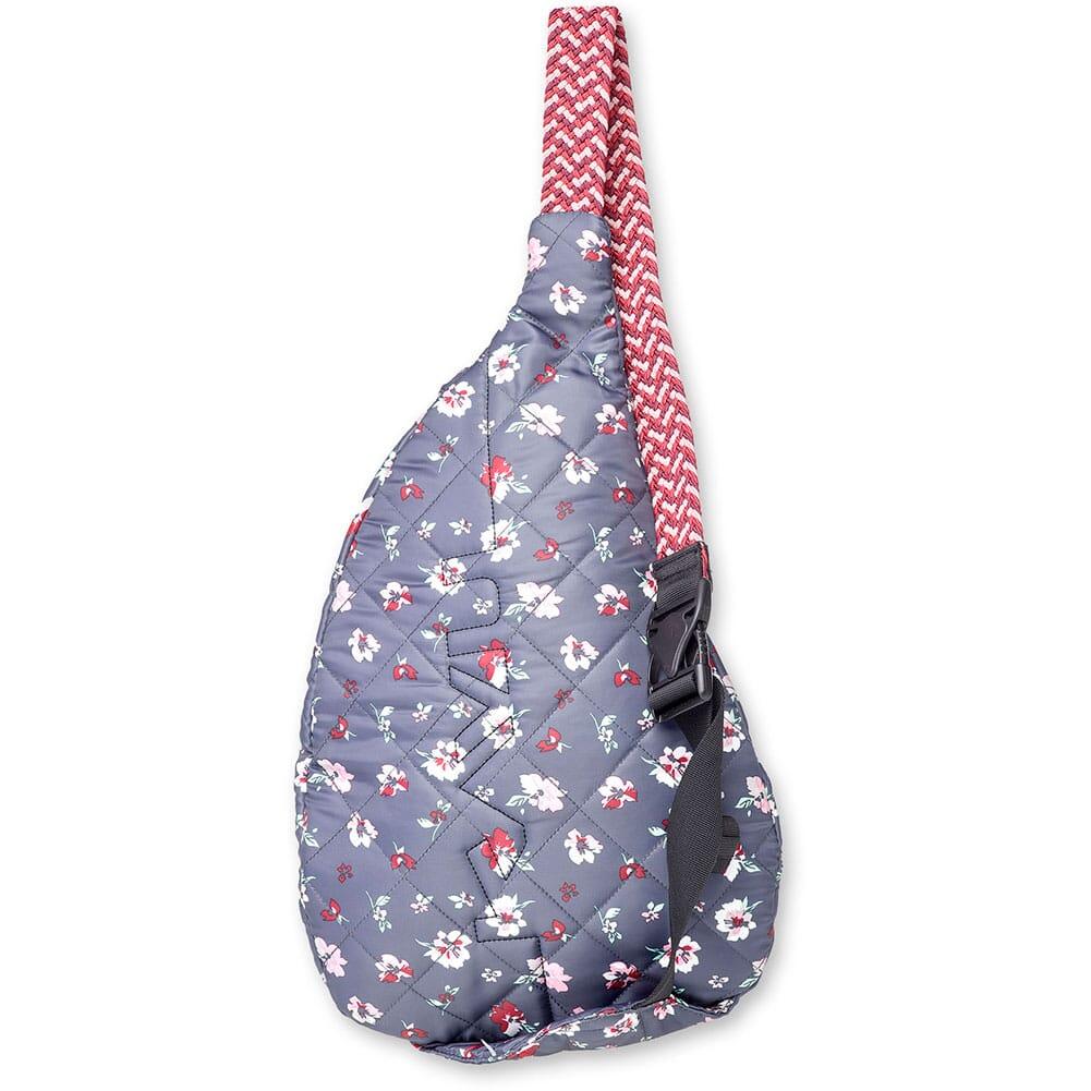 9217-1298 KAVU Women's Mini Rope Puff Bag - Pressed Flowers