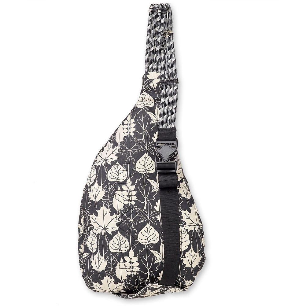 923-1299 Kavu Women's Rope Bag - BW Leaf