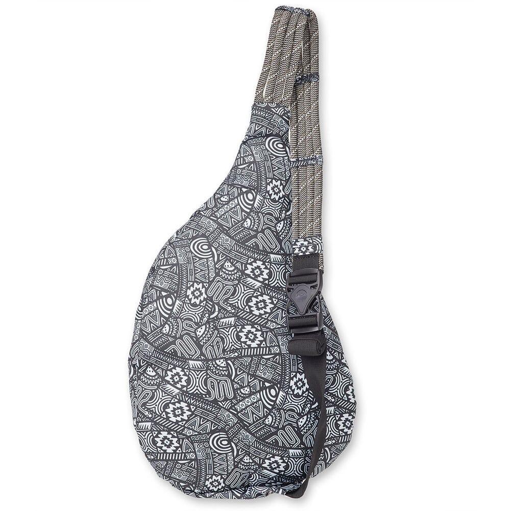 944-1287 Kavu Women's Rope Sling Bag - Doodle Ribbon