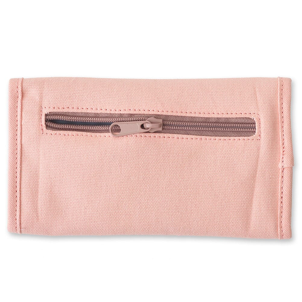 965-1176 Kavu Women's Big Spender Tri-Fold Wallet - Cherry Blossom