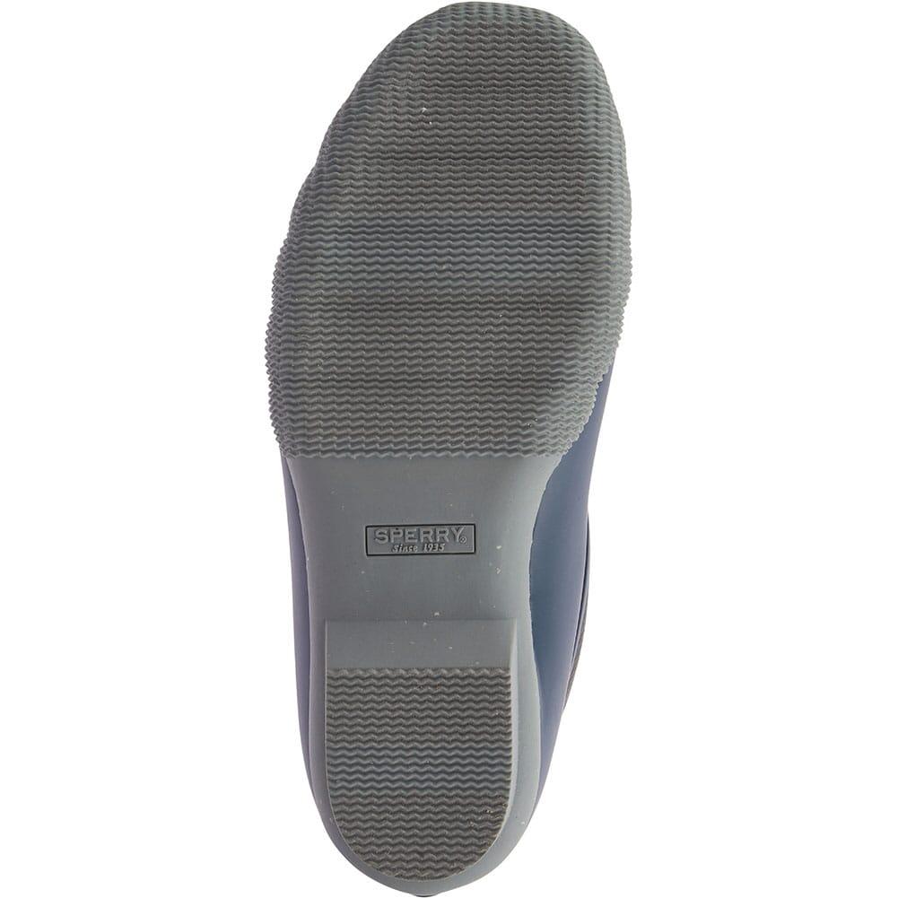 Sperry Women's Saltwater Winter Luxe Duck Boots - Grey/Navy
