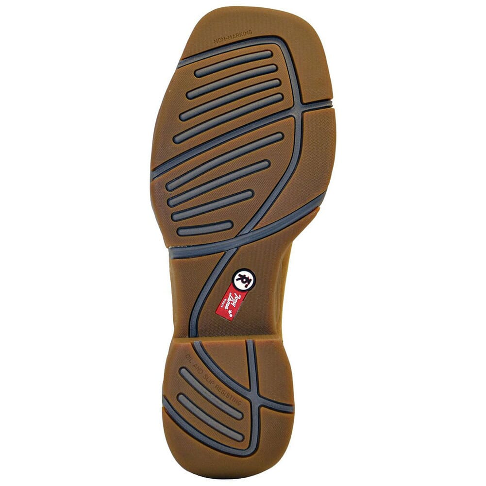 RR3353 Tony Lama Men's Junction WP Western Boots - Tan