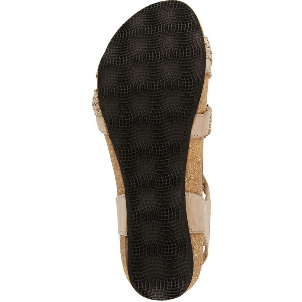 TRU-16406-STN Taos Women's Trulie Sandals - Stone