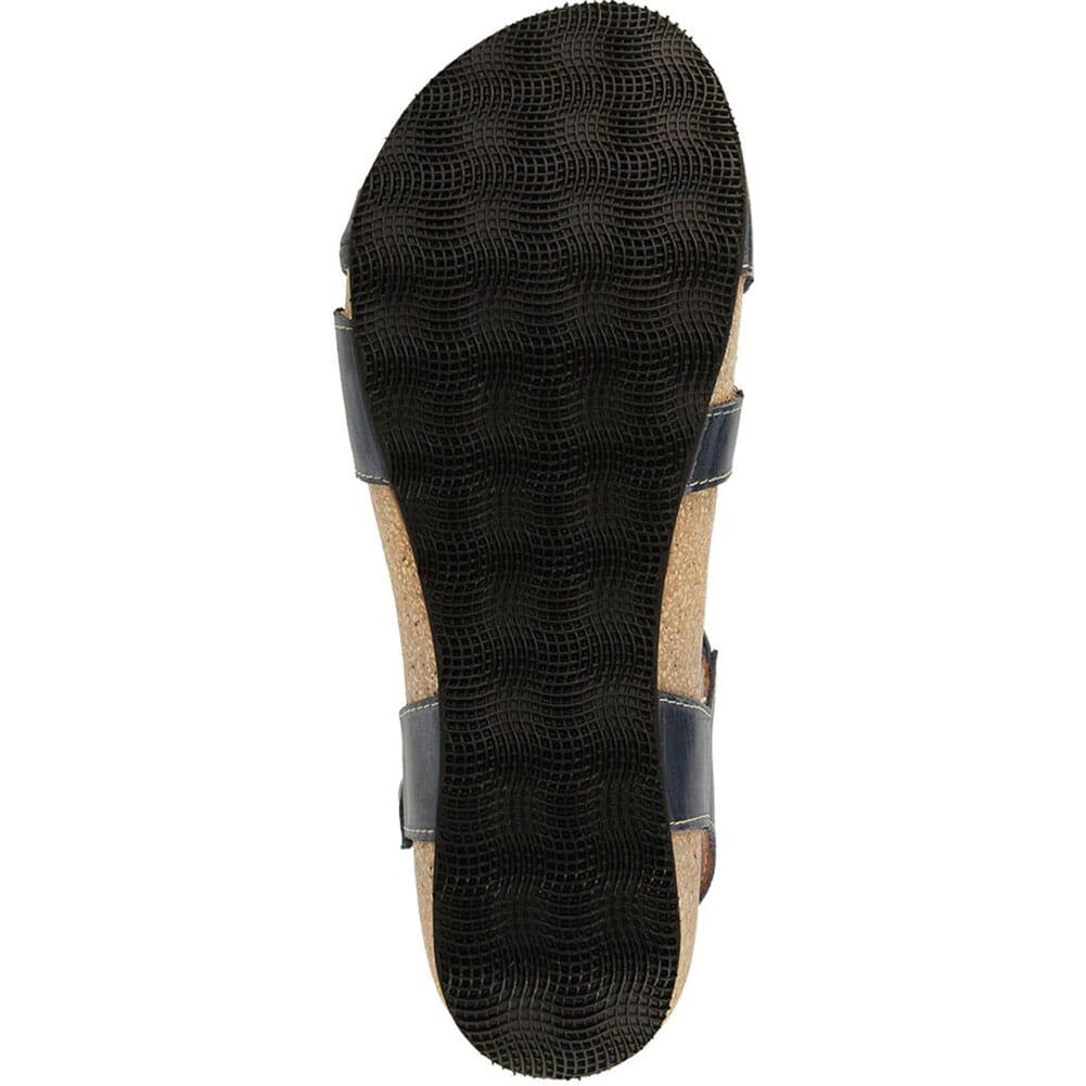 UNV-1340-NVY Taos Women's Universe Sandals - Navy