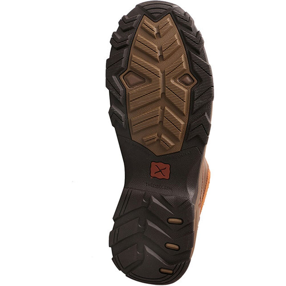 Twisted X Men's Waterproof Casual Shoes - Brown