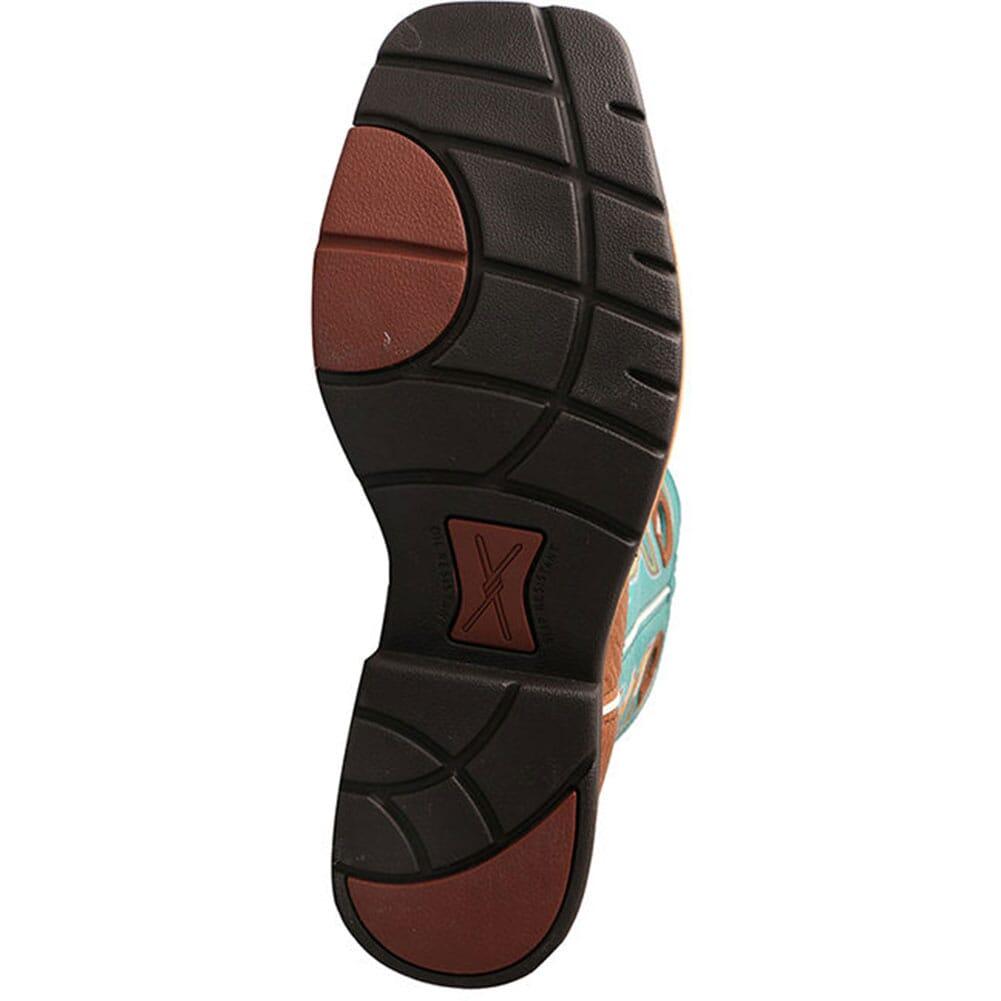 Twisted X Men's Lite Cowboy Safety Boots - Cognac