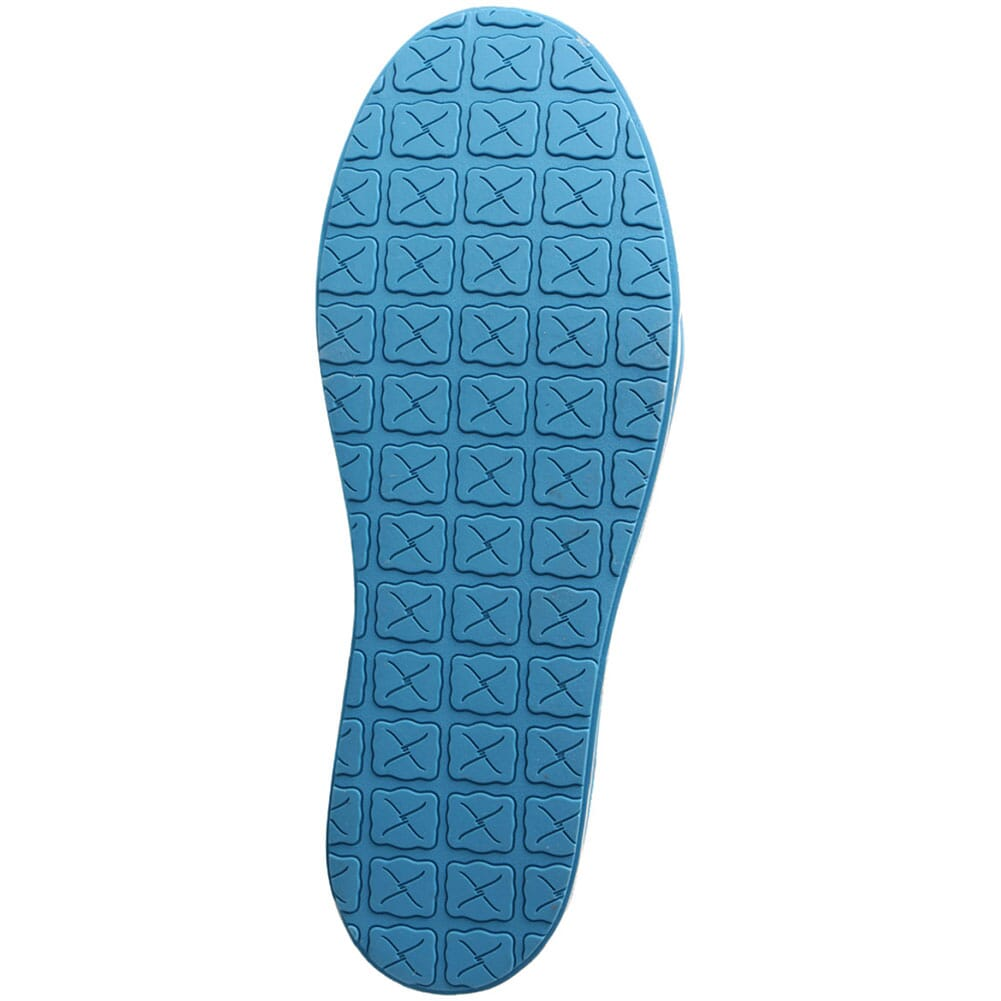 WCA0027 Twisted X Women's Kicks Casual Shoes - Blue Mirage