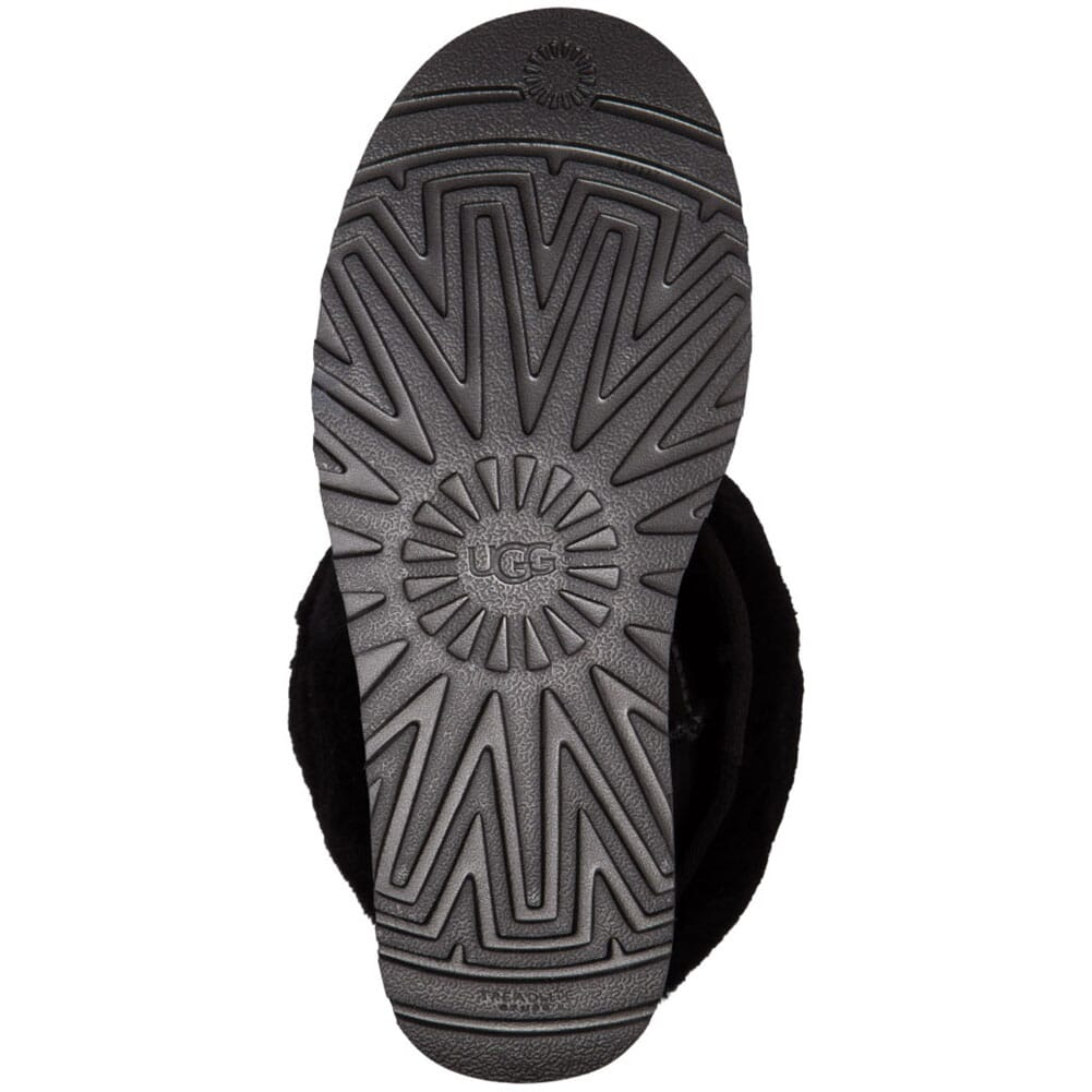 1016224-BLK UGG Women's Classic II Tall Casual Boots - Black