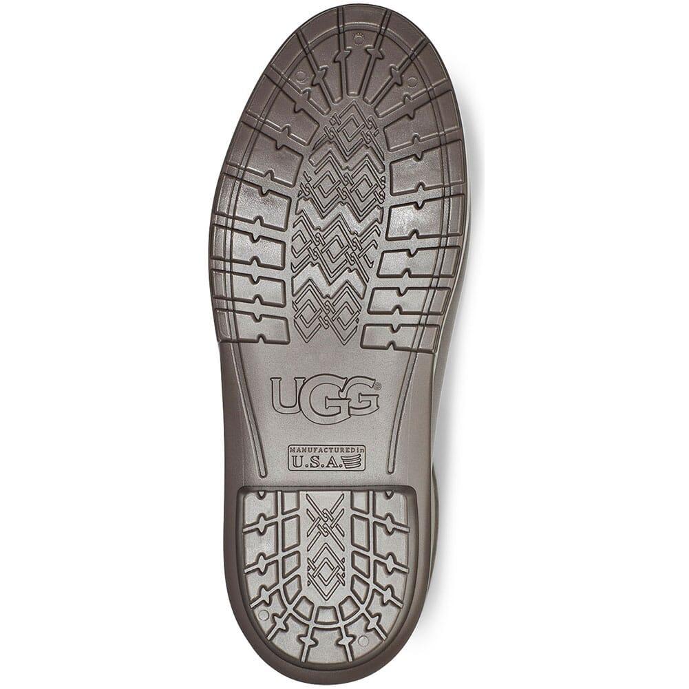 1100510-CHRC UGG Women's Sienna Matte Rain Boots - Charcoal