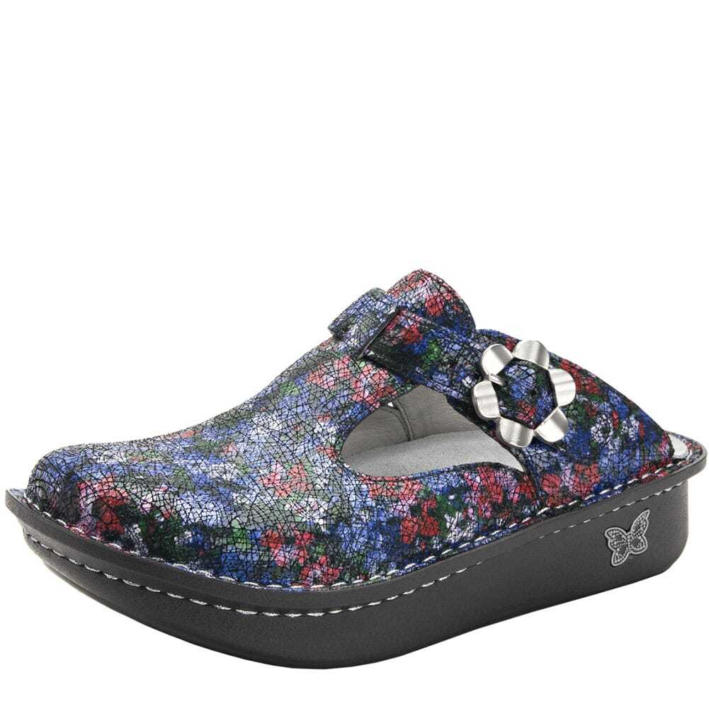 ALG-140 Alegria Women's Fieldings Casual Clogs - Fieldings