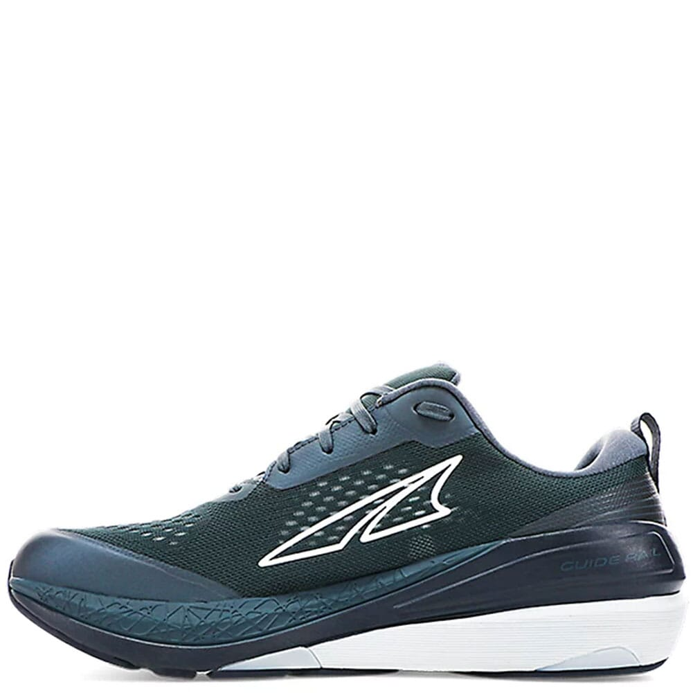 0A4VQ0-442 Altra Men's Paradigm 5 Athletic Shoes - Dark Blue