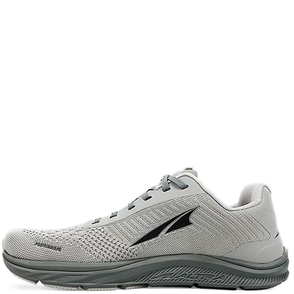 0A4VQT-224 Altra Men's Torin 4.5 Plush Running Shoes - Light Gray