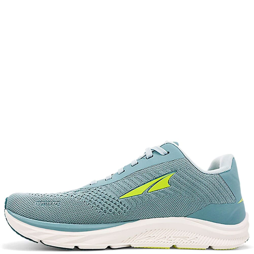 0A4VR2-419 Altra Women's Torin 4.5 Plush Running Shoes - Mineral Blue