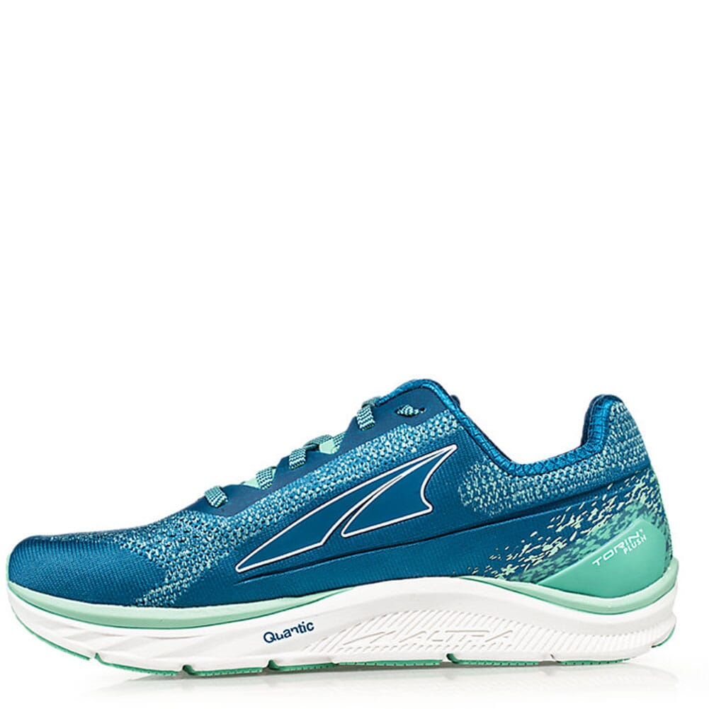 Altra Women's Torin 4 Plush Athletic Shoes - Blue/Green