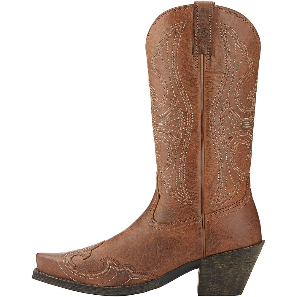 Ariat Women's Round Up Western Boots - Sandstorm