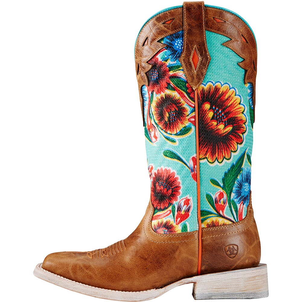 Ariat Women's Circuit Champion Western Boots - Brown