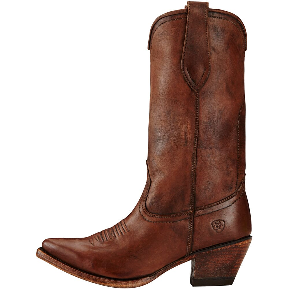 Ariat Women's Josefina Western Boots - Distressed Brown
