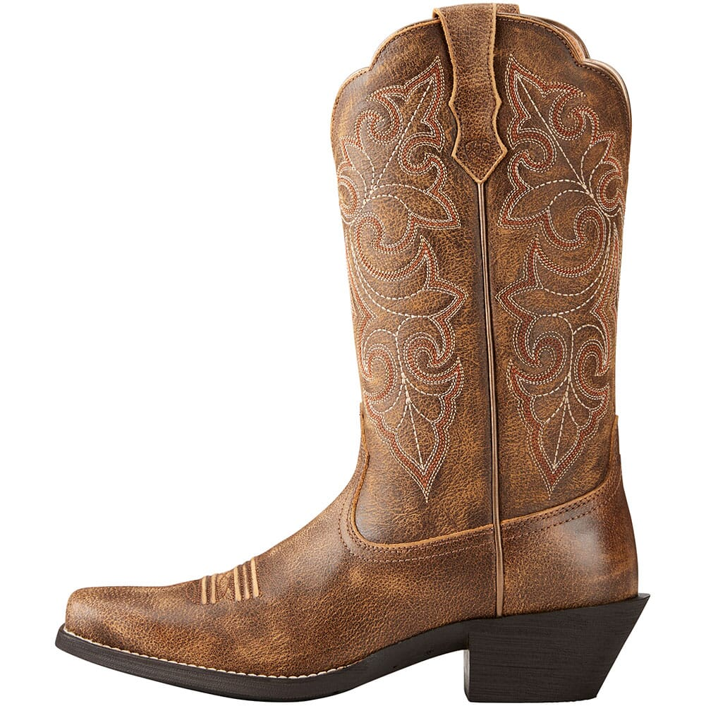 Ariat Women's Round Up Western Boots - Vintage Bomber
