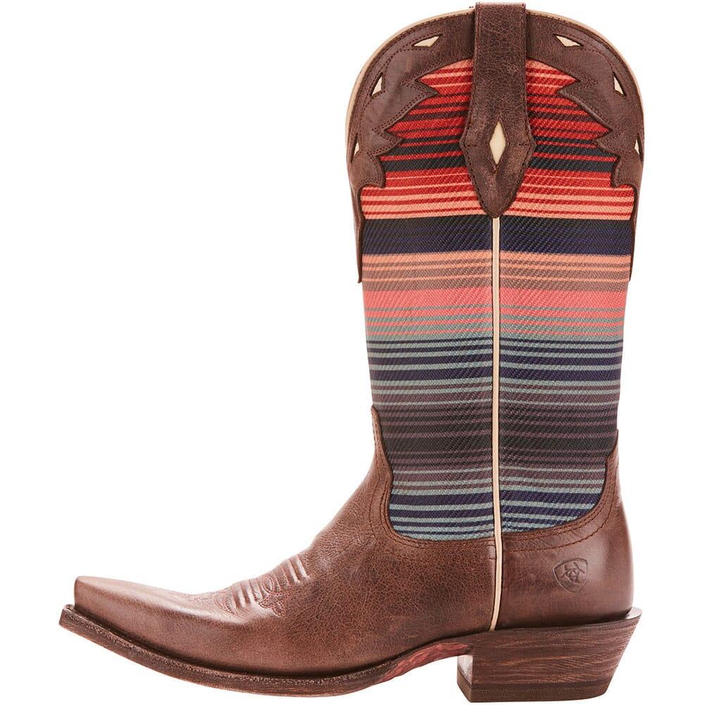Ariat Women's Circuit Serape Western Boots - Chocolate Grey/Serape