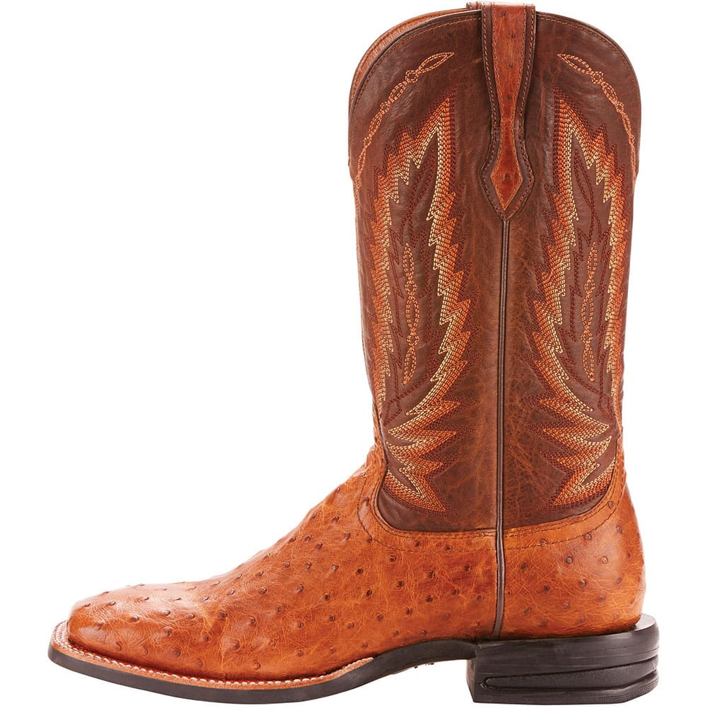 Ariat Men's Relentless Platinum Western Boots - Tan