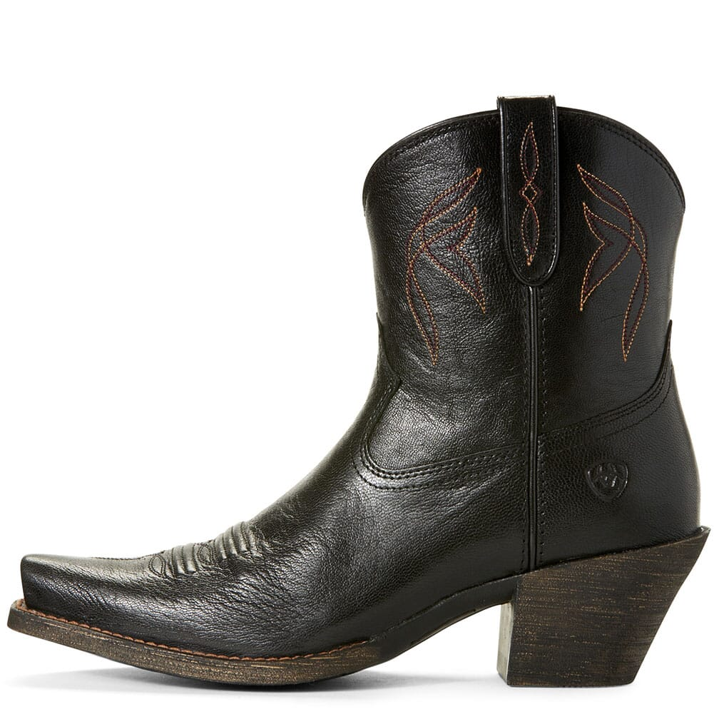 Ariat Women's Lovely Western Boots - Jackal Black