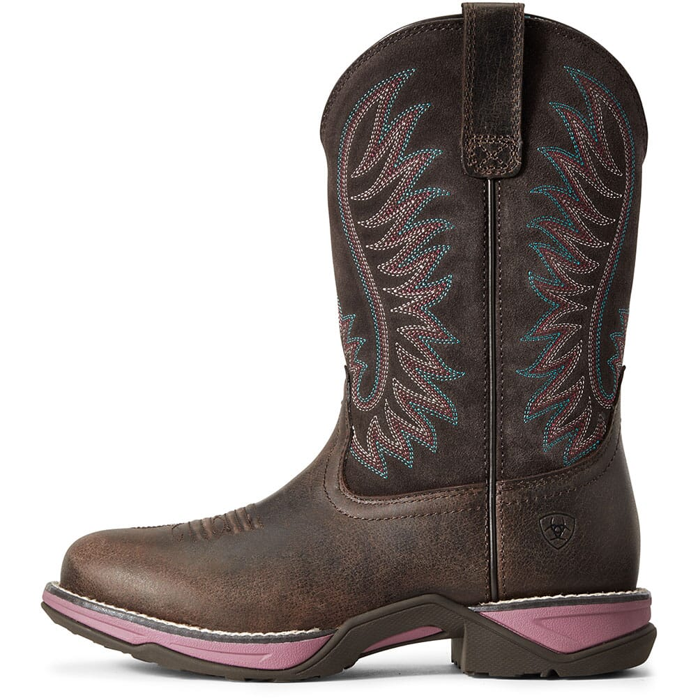 Ariat Women's Anthem Western Boots - Acorn