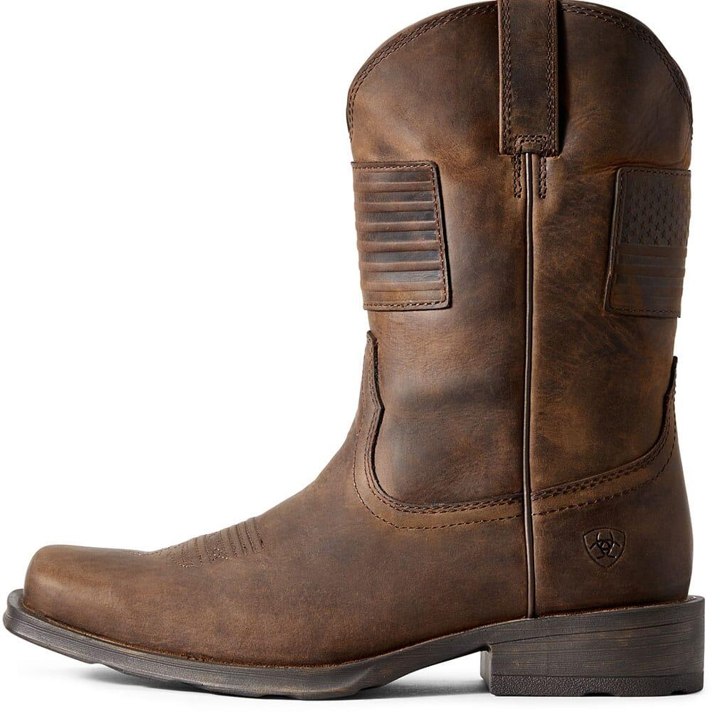 Ariat Men's Rambler Patriot Western Boots - Brown