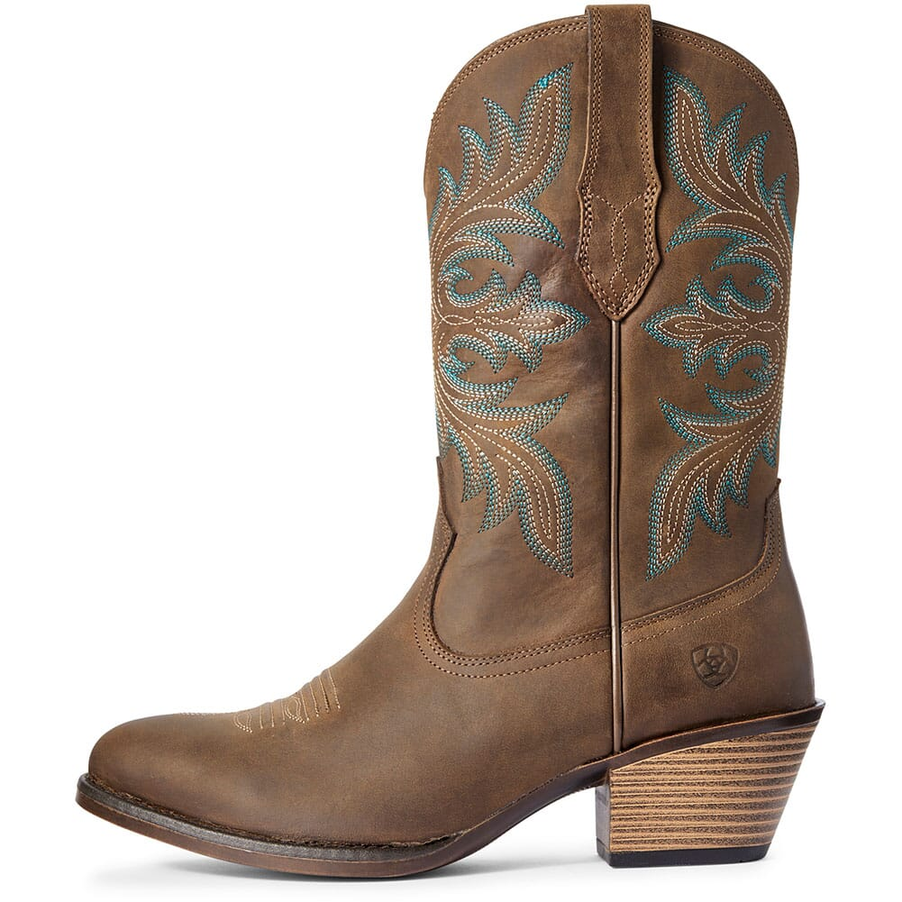 Ariat Women's Runaway Western Boots - Distressed Brown