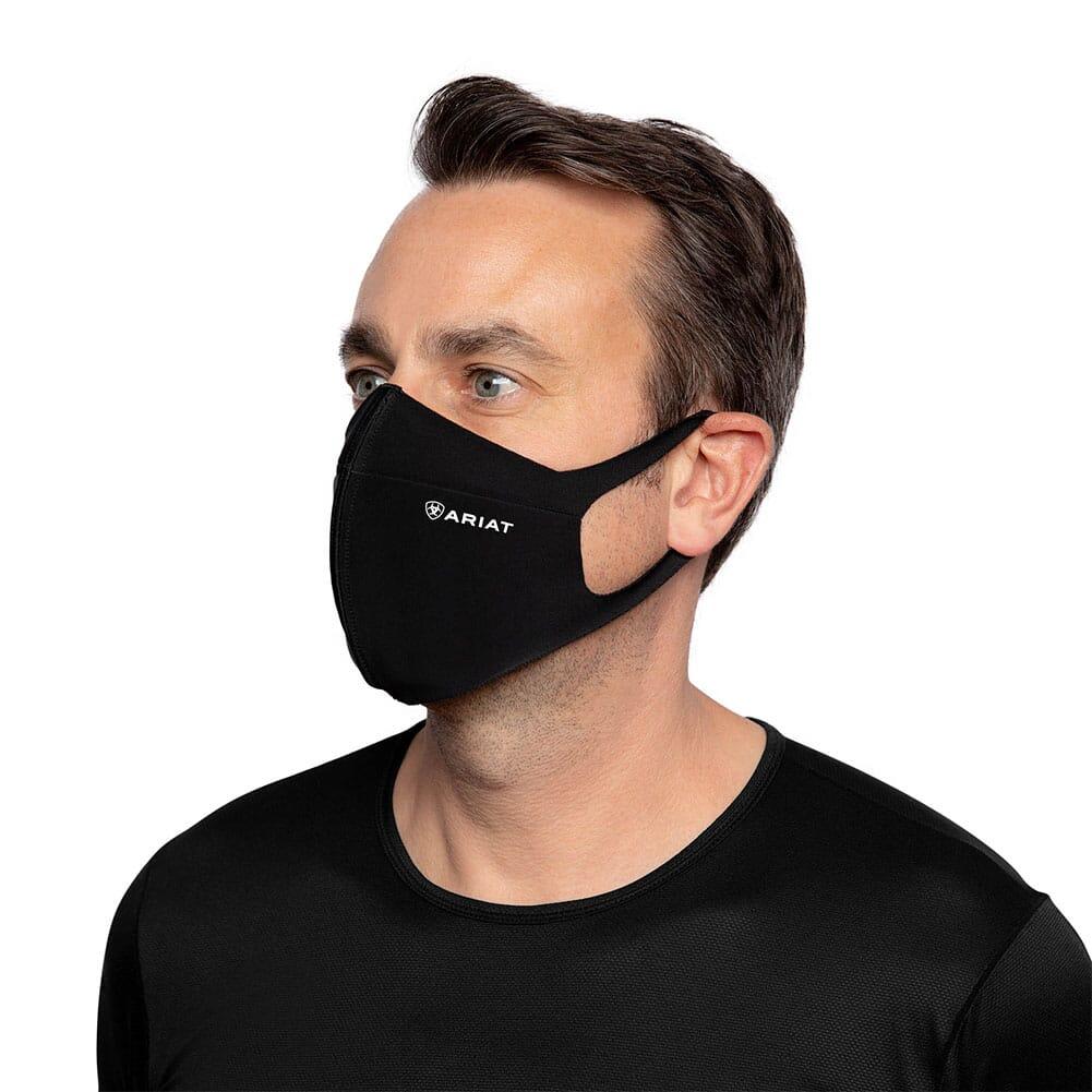 10036632 AriatTEK Unisex Mask - Black