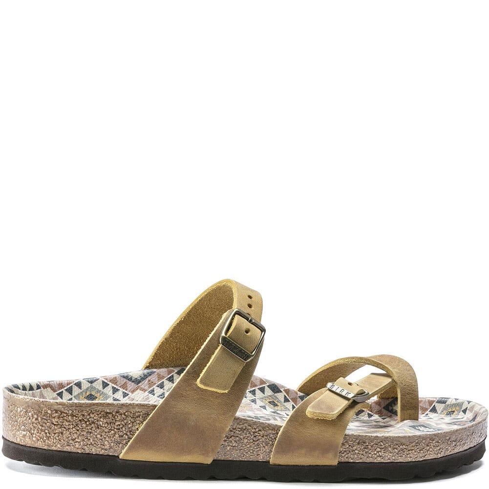 1019385 Birkenstock Women's Mayari Sandals - Ethno Ochre