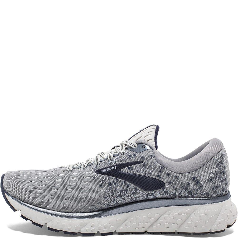 Brooks Men's Glycerin 17 Road Running Shoes - Grey/Navy