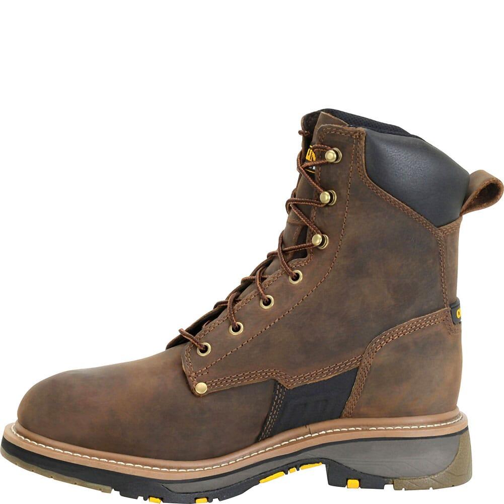 Carolina Men's Workflex Work Boots - Tan Crazy