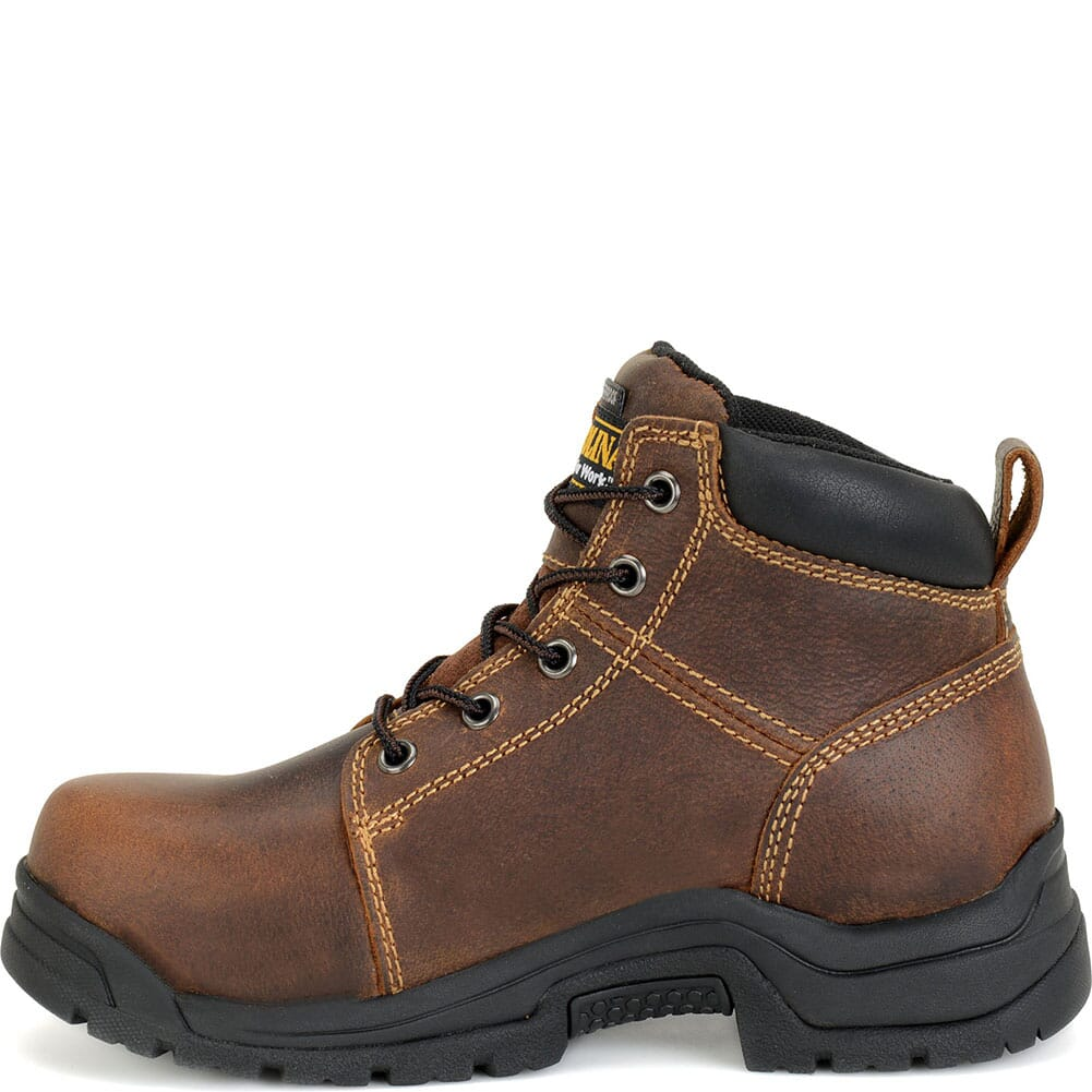 Carolina Women's Reagan Safety Boots - Borris Tan