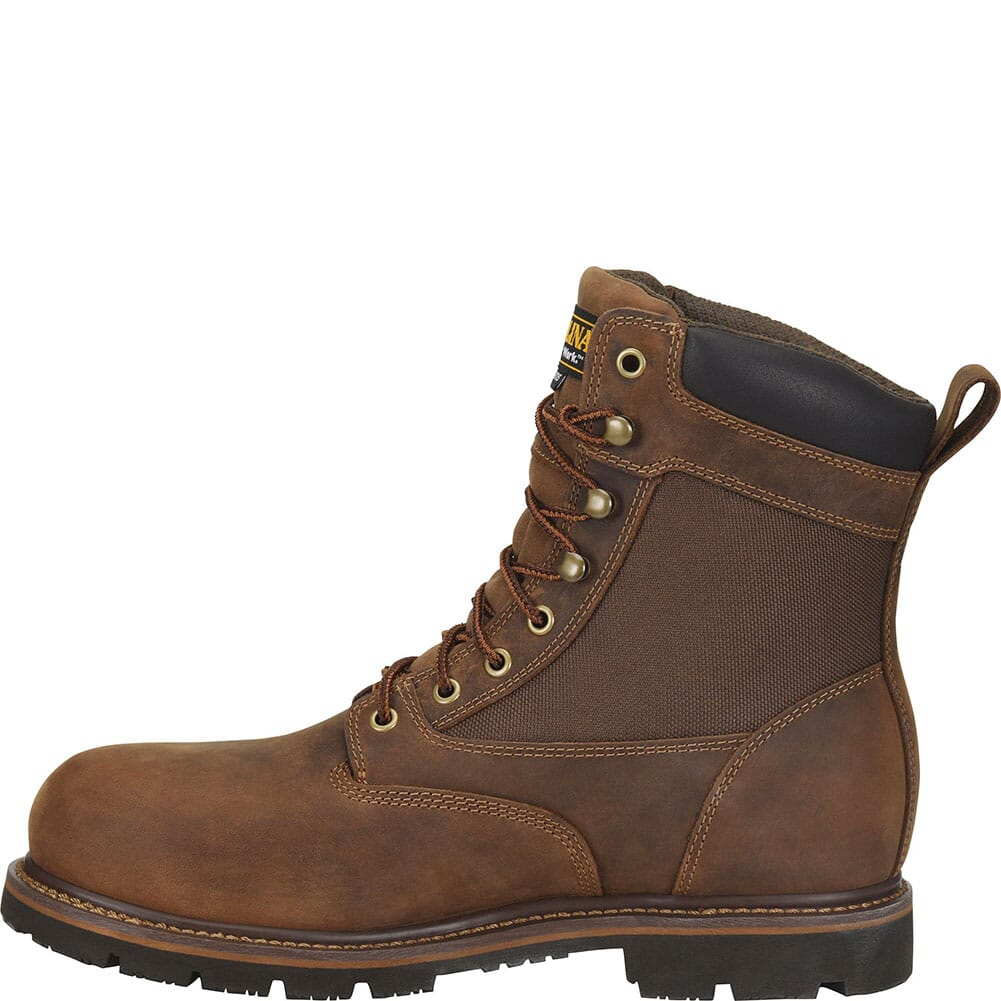Carolina Men's Installer Work Boots - Mohawk Brown