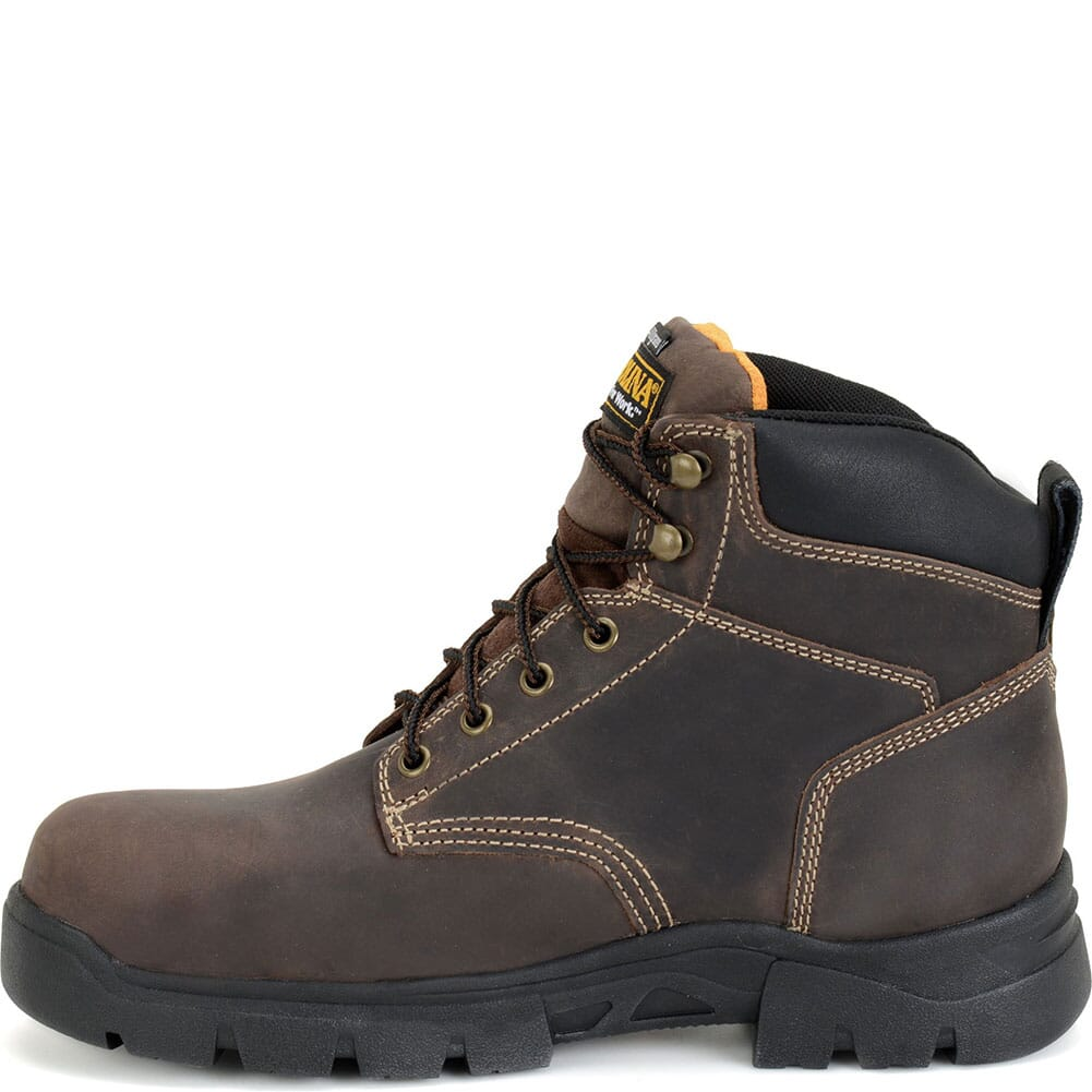 Carolina Men's Insulated Circuit Safety Boots - Brown