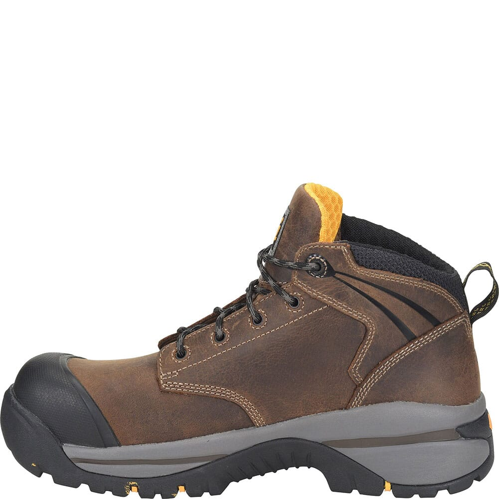 Carolina Men's Anode Safety Boots - Brown