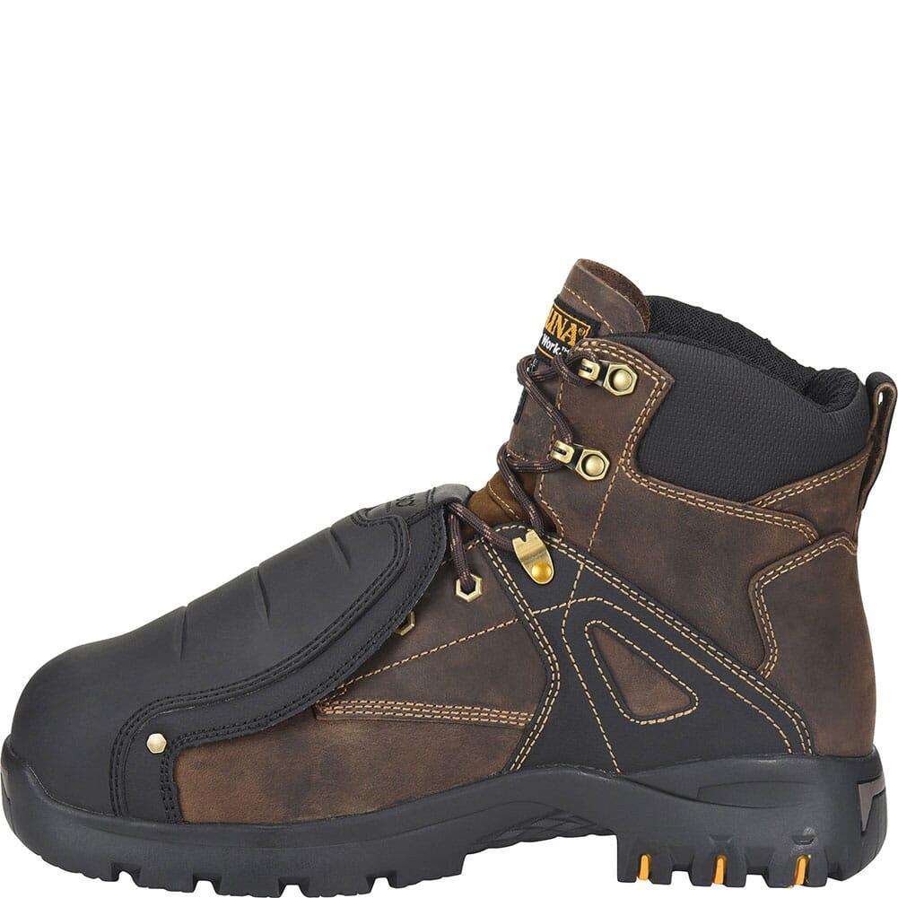 Carolina Men's Miter EXT MetGuard Safety Boots - Brown