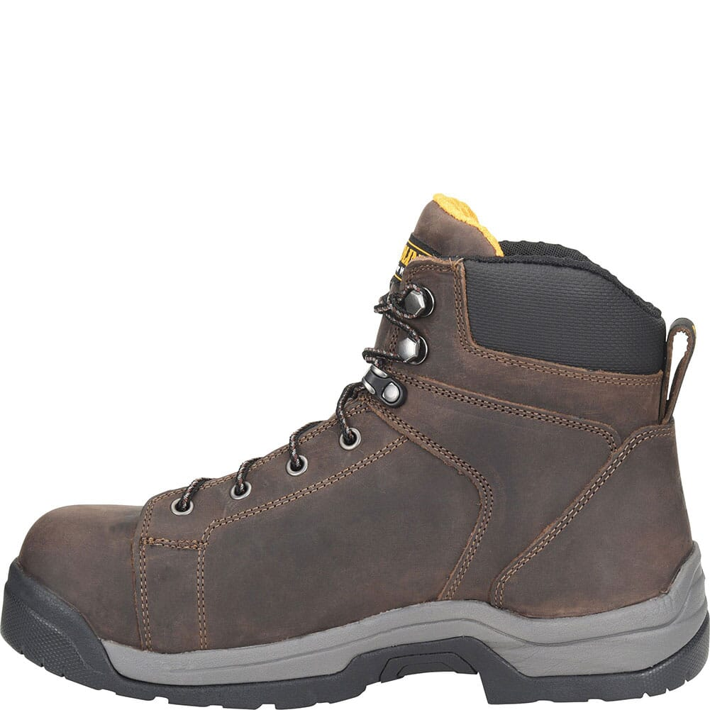 Carolina Men's Veneer Work Boots - Dark Beige