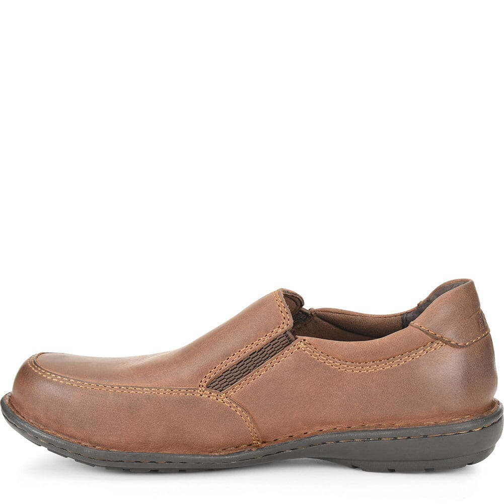 Carolina Women's BLVD ESD Safety Slip On - Brown