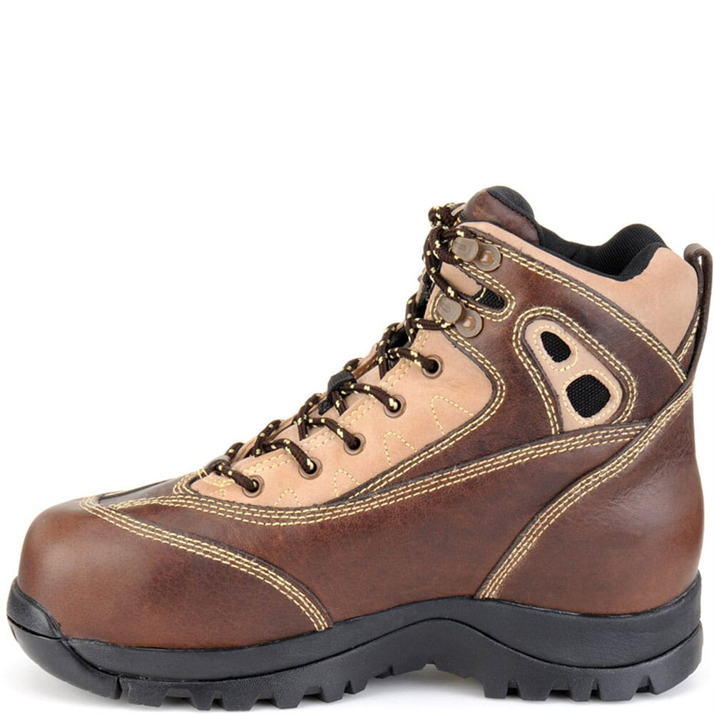 Carolina Men's Internal Met Safety Boots - Chestnut Rage