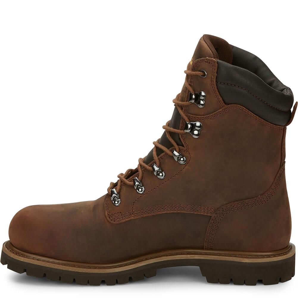 55069 Chippewa Men's Birkhead WP Safety Boots - Brown