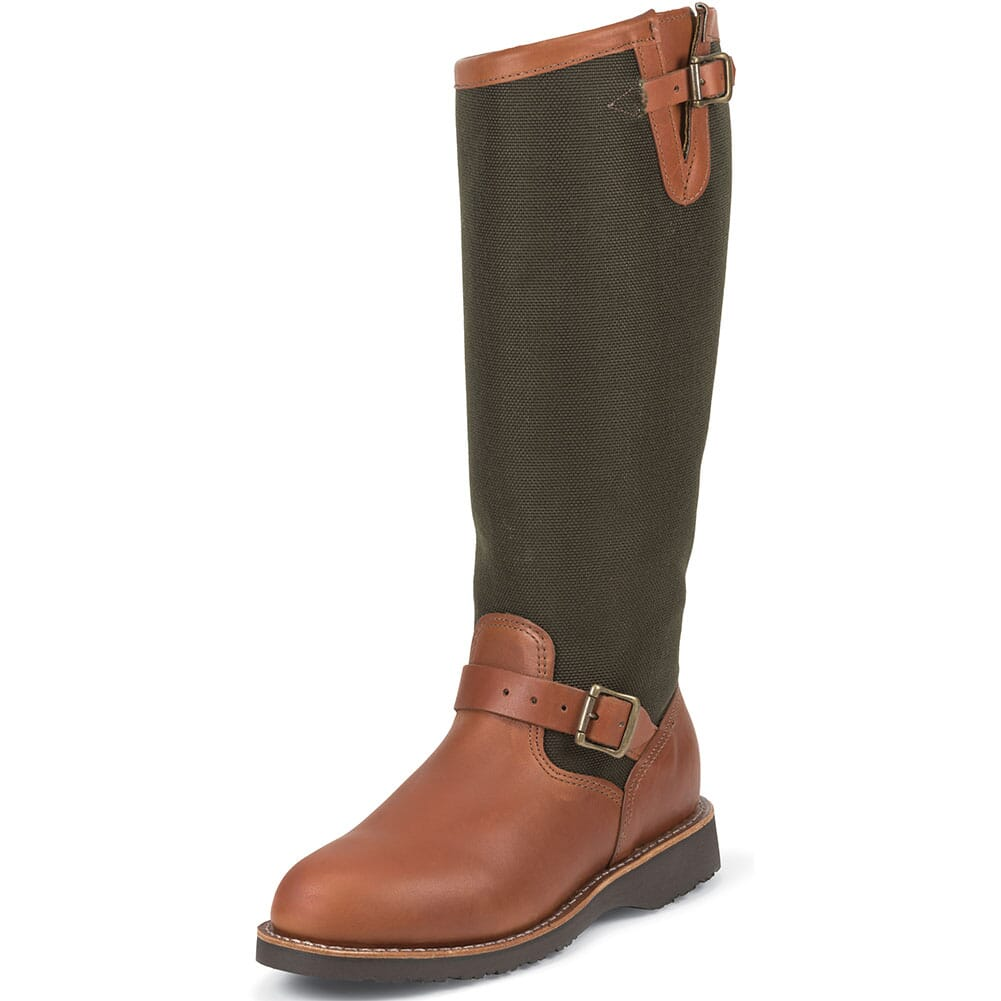 Chippewa Women's Field Hunting Snake Boots - Expresso
