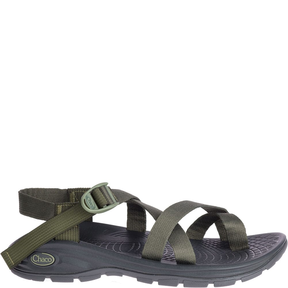 Chaco Men's Z/Volv 2 Sandals - Solid Forest