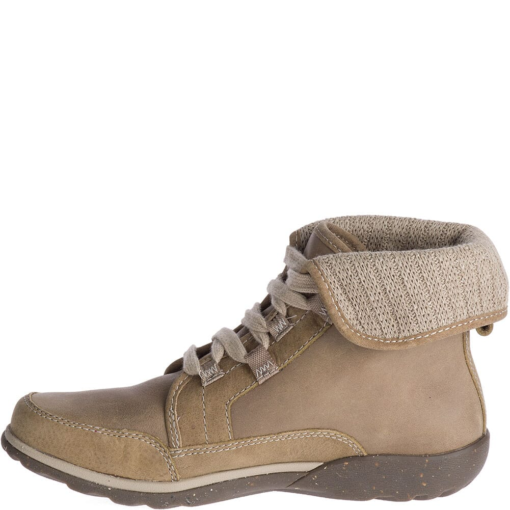 Chaco Women's Barbary Casual Boots - Mink