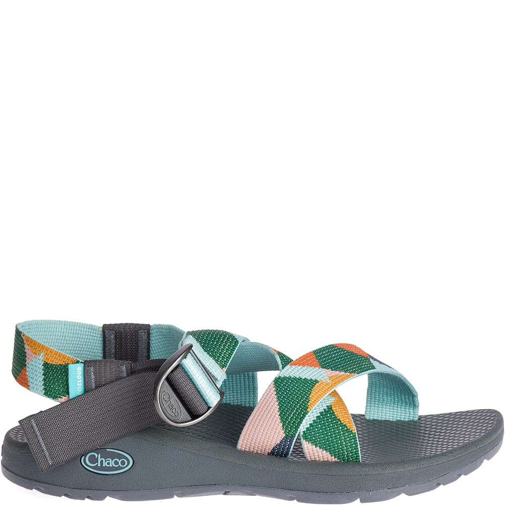 Chaco Women's Mega Z/Cloud Sandals - Kaleido Katydid