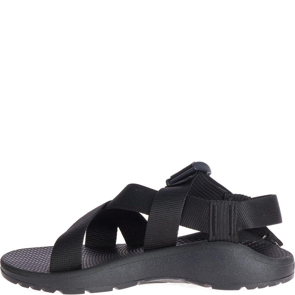JCH107756 Chaco Men's Mega Z/Cloud Sandals - Solid Black