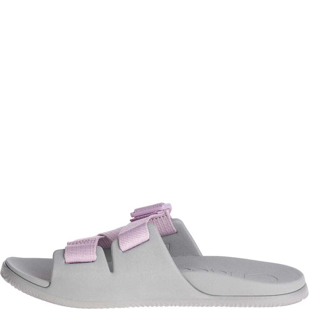 JCH107824 Chaco Women's Chillos Slides - Solid Mauve