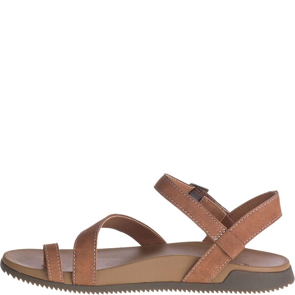JCH107920 Chaco Women's Tulip Sandals - Toffee